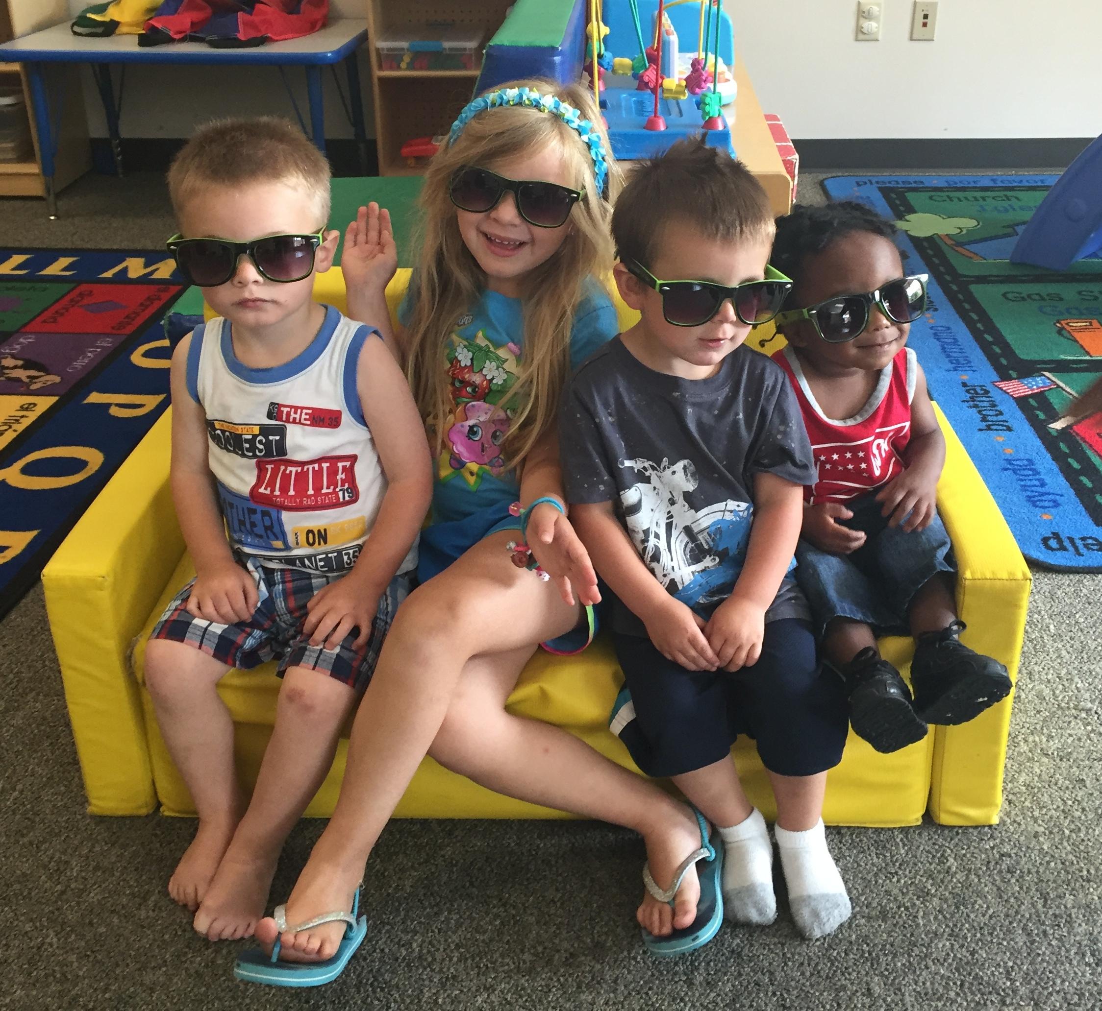 Having fun at Play & Learn Group!